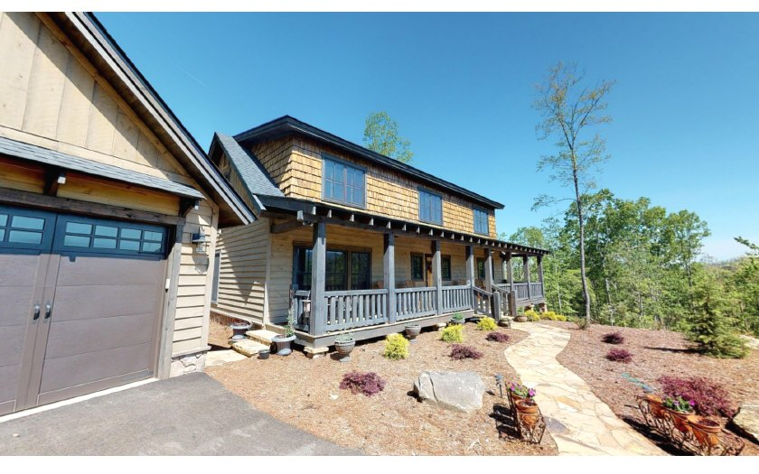 136 Painters Trace, Ellijay, Georgia 30536, 3 Bedrooms Bedrooms, ,4 BathroomsBathrooms,Single Family,For Sale,136 Painters Trace,6543299