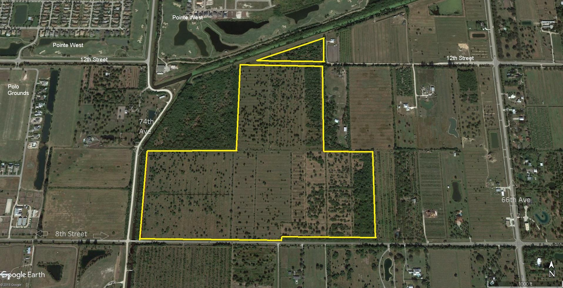 6986 8th Street, Vero Beach, Florida 32968, ,Lots And Land,For Sale,6986 8th Street,RX-10415495