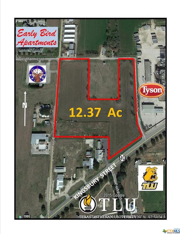 0 W Kingsbury Street, Seguin, Texas 78155, ,Lots And Land,For Sale,0 W Kingsbury Street,215201