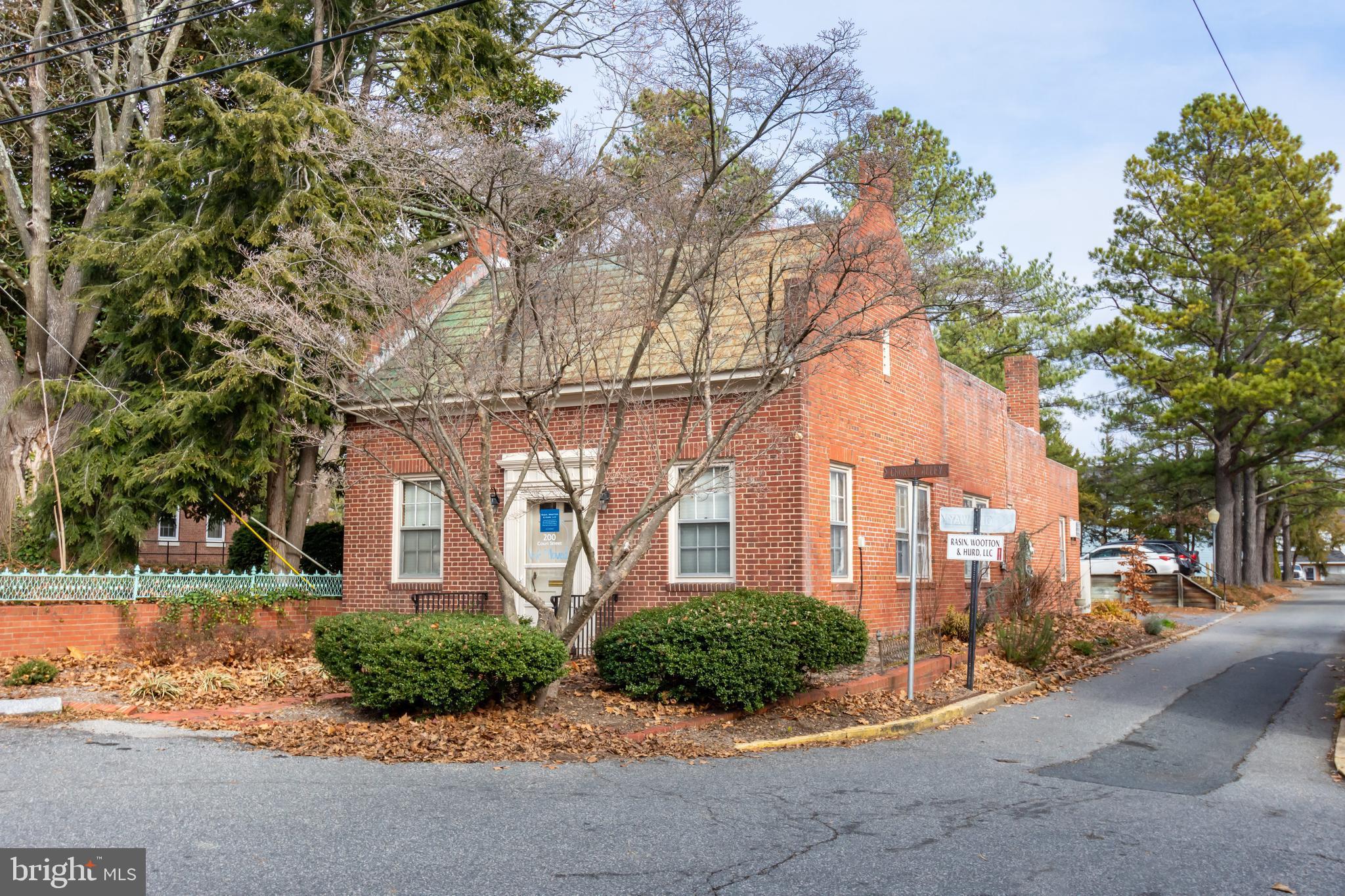 200 COURT STREET, CHESTERTOWN, Maryland 21620, ,Single Family,For Sale,200 COURT STREET,MDKE116074