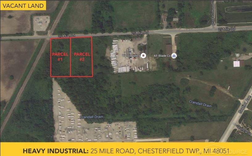 0 25 Mile, Chesterfield Twp, Michigan 48051, ,Lots And Land,For Sale,0 25 Mile,31287958