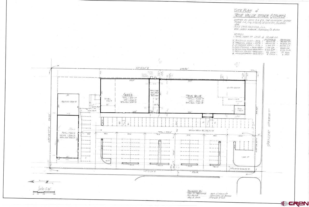 1000 N Main Street, Gunnison, Colorado 81230, ,Commercial,For Sale,1000 N Main Street,749764
