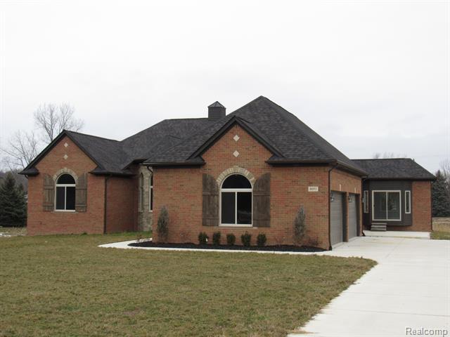 8051 MORNINGSIDE, Romeo, Michigan 48065, 3 Bedrooms Bedrooms, ,3 BathroomsBathrooms,Single Family,For Sale,8051 MORNINGSIDE,1,218035542