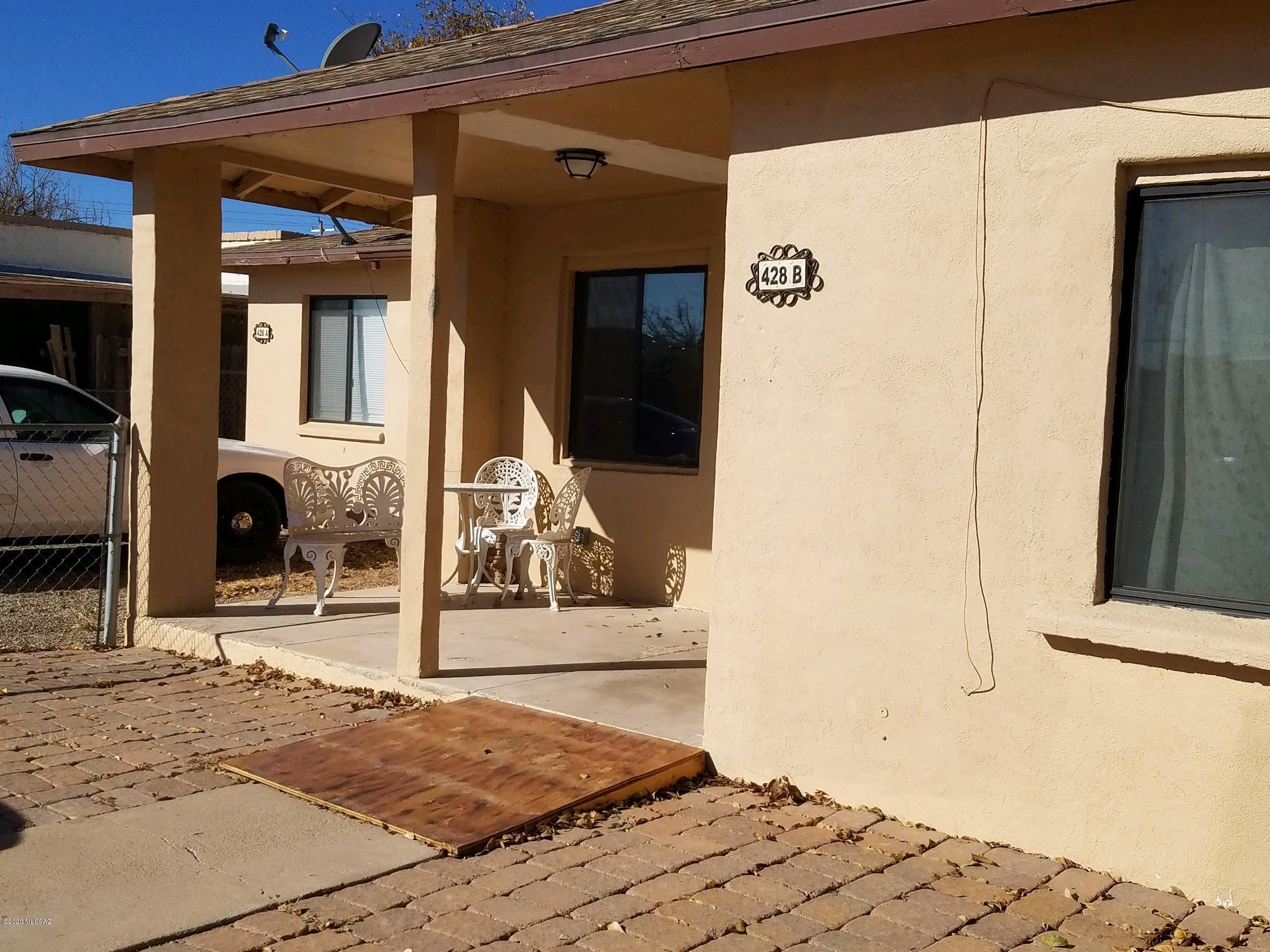428 N Curtis Avenue, Willcox, Arizona 85643, ,Multifamily,For Sale,428 N Curtis Avenue,22004704